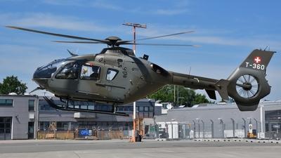 T-360 - Eurocopter EC 635P2 - Switzerland - Air Force