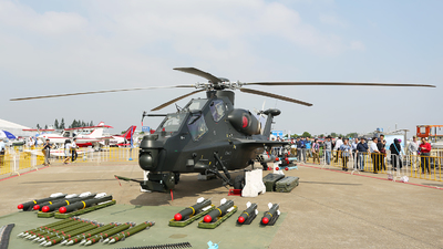 LH96101 - Changhe Z-10 - China - Army