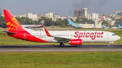 VT-SZM - Boeing 737-86J - SpiceJet