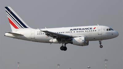 F-GUGI - Airbus A318-111 - Air France