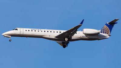 A picture of N16151 - Embraer ERJ145XR - United Airlines - © Martin Pinnau