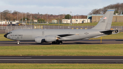 62-3502 - Boeing KC-135R Stratotanker - United States - US Air Force (USAF)
