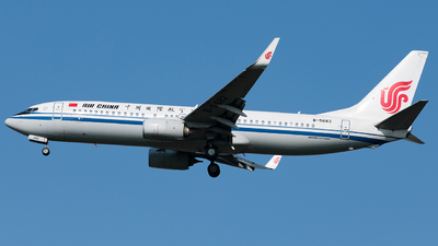B-5682 - Boeing 737-89L - Air China