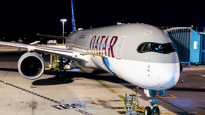 A7-ANP - Airbus A350-1041 - Qatar Airways