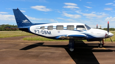 PT-DBM - Piper PA-31-310 Navajo - Private