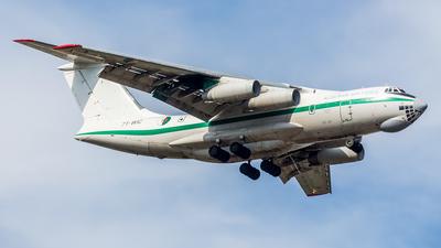 7T-WIC - Ilyushin IL-76MD - Algeria - Air Force