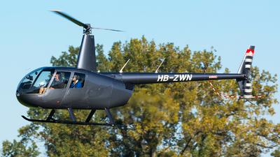 HB-ZWN - Robinson R44 Raven II - Helialpin