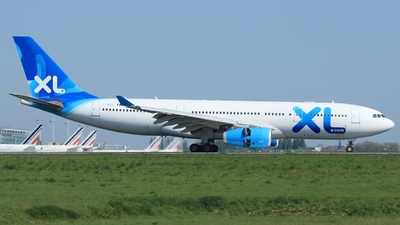 F-HXXL - Airbus A330-243 - XL Airways France
