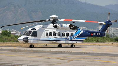 PR-OHE - Sikorsky S-92A Helibus - Omni Táxi Aéreo