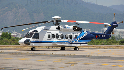 A picture of PROHE - Sikorsky S92A Helibus - Omni Taxi Aereo - © felipe rodrigues