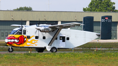 OE-FDK - Short SC-7 Skyvan 3-100 - Pink Aviation