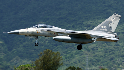 1493 - AIDC F-CK-1C Ching Kuo - Taiwan - Air Force