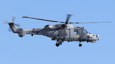 ZZ380 - Agusta-Westland AW-159 Wildcat HMA2 - United Kingdom - Royal Navy