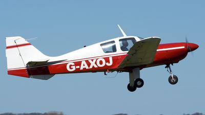 G-AXOJ - Beagle B121 Pup - Private