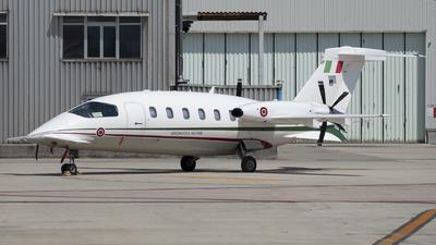 MM62287 - Piaggio P-180AM Avanti - Italy - Air Force