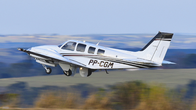 PP-CGM - Beechcraft G58 Baron - Private