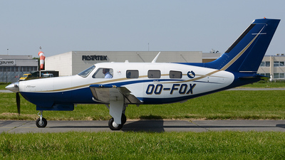 OO-FOX - Piper PA-46-350P Malibu Mirage - Piper Aircraft