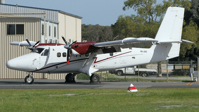 VH-ZKF - De Havilland Canada DHC-6-100 Twin Otter - Karratha Flying Services