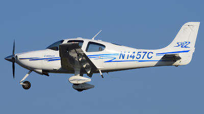 N1457C - Cirrus SR22 - Private