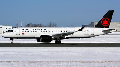 A picture of CGMYU - Airbus A220300 - Air Canada - © Scott Pindera