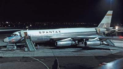 EC-BQQ - Convair CV-990 Coronado - Spantax
