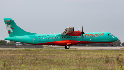 UR-RWC - ATR 72-212A(600) - Windrose Airlines