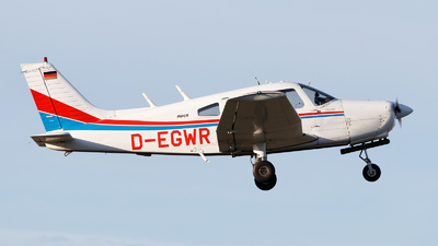 D-EGWR - Piper PA-28-161 Warrior II - Inflight Charter