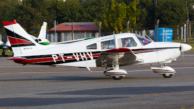PT-VHV - Embraer EMB-712 Tupi - Aero Club - Londrina