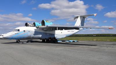 RA-74009 - Antonov An-74 - UTair Cargo