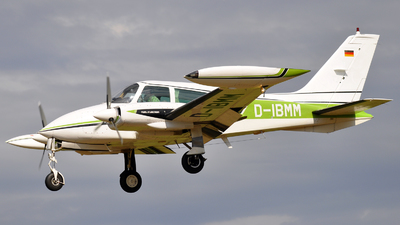 D-IBMM - Cessna 310Q - Private