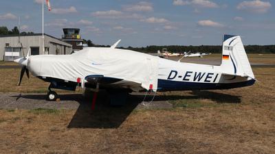 D-EWEI - Mooney M20M TLS - Private