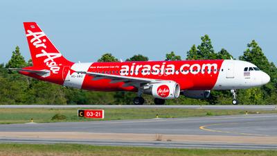 A picture of HSABU - Airbus A320216 - AirAsia - © Amarase Pamarapa
