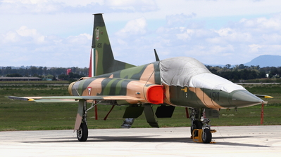 4510 - Northrop F-5E Tiger II - Mexico - Air Force