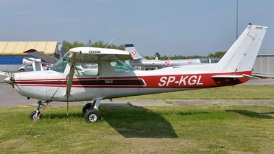 SP-KGL - Cessna 152 II - Private