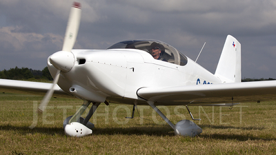 G-CSPR - Vans RV-6A - Private