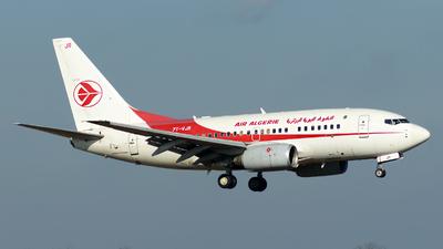 A picture of 7TVJR - Boeing 7376D6 - Air Algerie - © Menyhért Bence