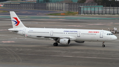 B-6369 - Airbus A321-211 - China Eastern Airlines