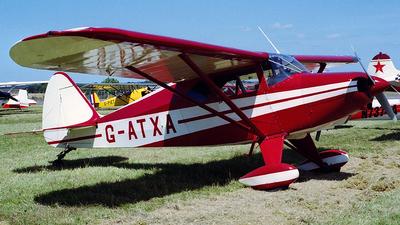 A picture of GATXA - Piper PA22150 Caribbean - [223730] - © Stephen Duquemin
