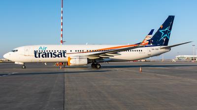 OK-TSO - Boeing 737-8GQ - Air Transat (SmartWings)