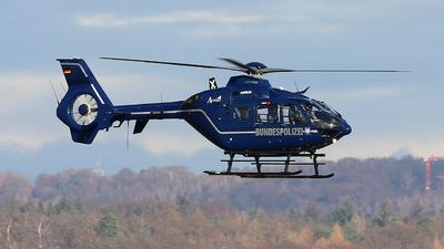 D-HVBX - Eurocopter EC 135T2 - Germany - Bundespolizei