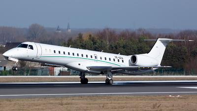 SE-DZA - Embraer ERJ-145EP - Aero4M