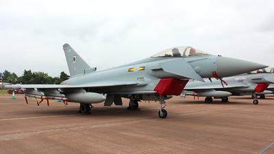 ZJ939 - Eurofighter Typhoon FGR.4 - United Kingdom - Royal Air Force (RAF)