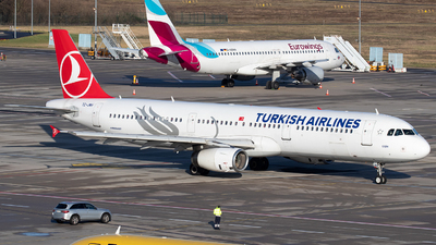 A picture of TCJMH - Airbus A321231 - Turkish Airlines - © Der Kölner