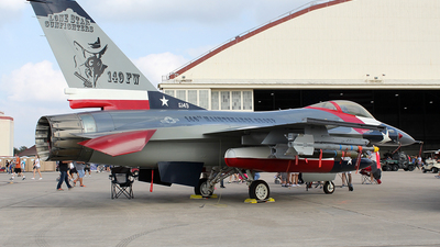 87-0255 - General Dynamics F-16C Fighting Falcon - United States - US Air Force (USAF)