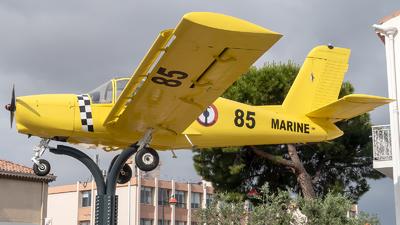 F-GMGN - Morane-Saulnier MS.880B - Private