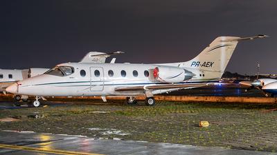 PR-AEX - Beechcraft 400A Beechjet - Private