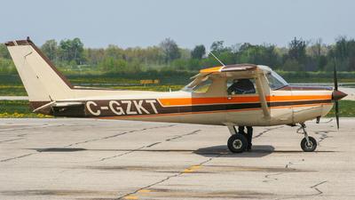 C-GZKT - Cessna 152 - Waterloo Wellington Flight Centre