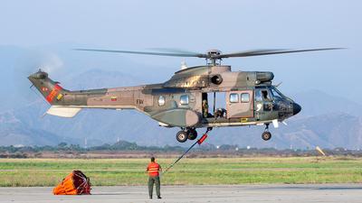 5110 - Aérospatiale AS 332B Super Puma - Venezuela - Air Force