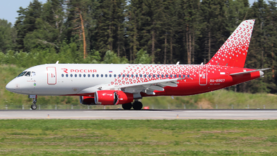 RA-89107 - Sukhoi Superjet 100-95B - Rossiya Airlines