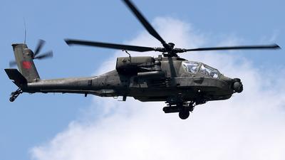 064 - Boeing AH-64D Apache - Singapore - Air Force